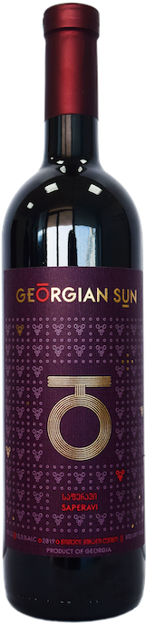GEORGIAN SUN - SAPERAVI