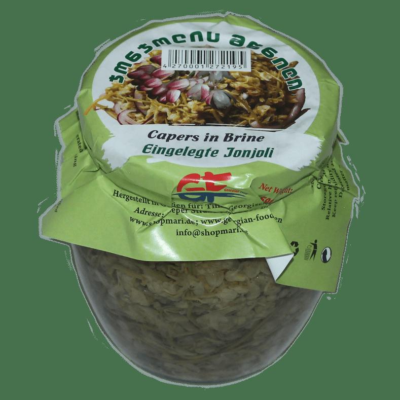 EINGELEGTES JONJOLI 500 g, GEORGIAN FOOD