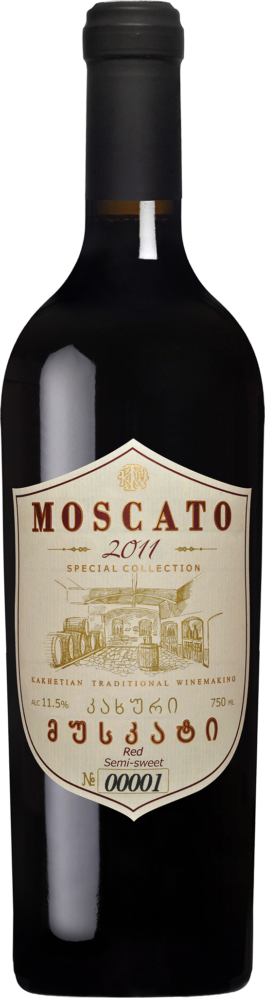 MOSCATO – SPECIAL COLLECTION