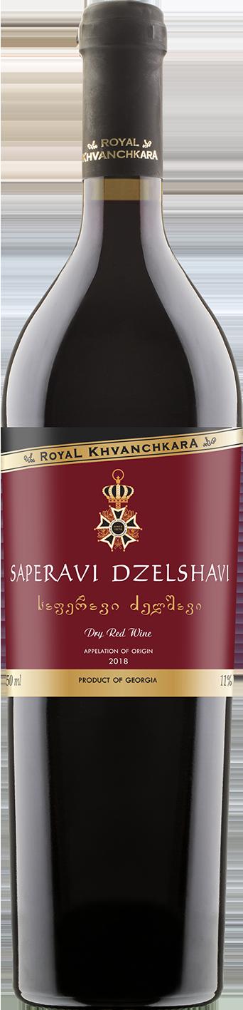 DZELSHAVI SAPERAVI - ROYAL KHVANCHKARA