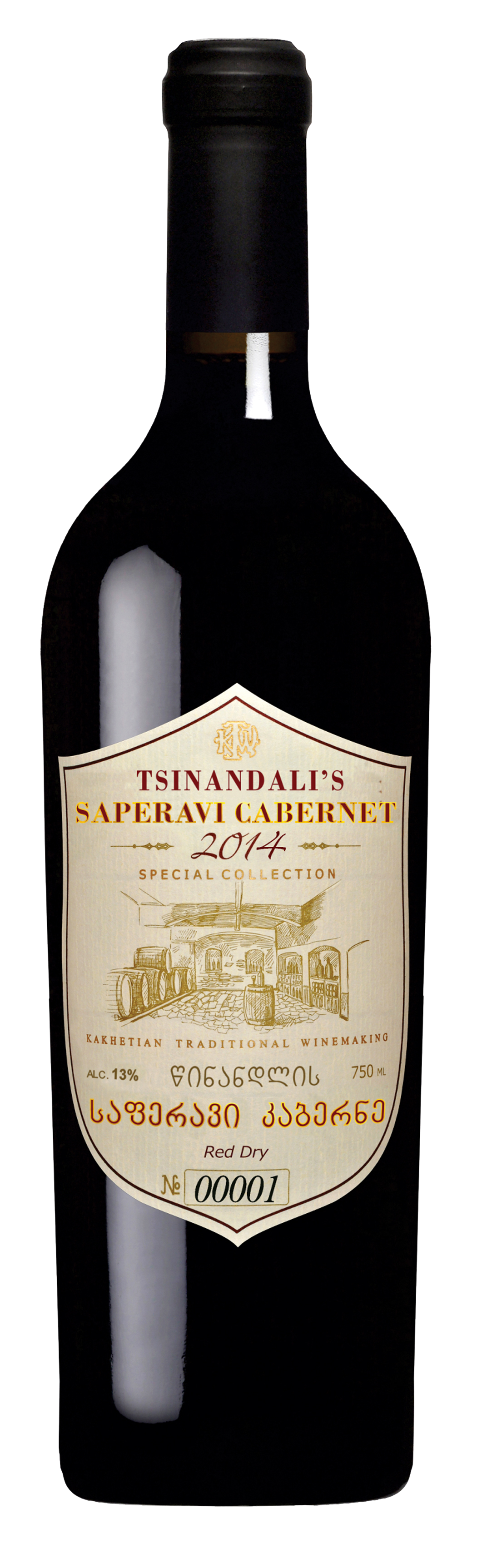 SAPERAVI CABERNET SPECIAL COLLECTION