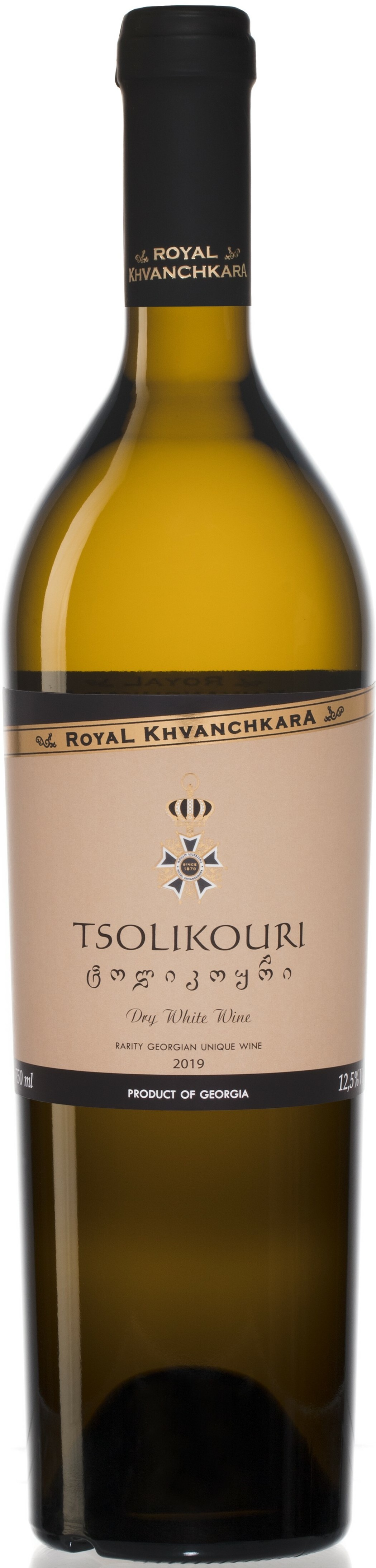 TSOLIKOURI - ROYAL KHVANCHKARA