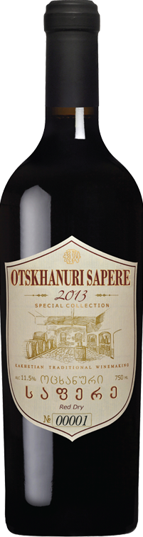 OTSKHANURI SAPERE SPECIAL COLLECTION