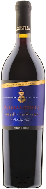 ALEKSANDROULI – ROYAL KHVANCHKARA